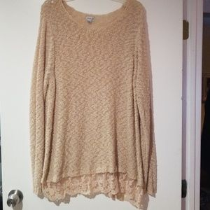 Avenue knitted sweater